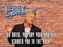 Jerry Springer's quote #3