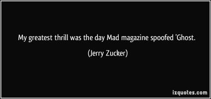 Jerry Zucker's quote #4