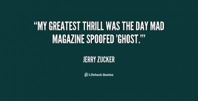 Jerry Zucker's quote