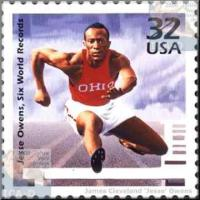 Jesse Owens's quote
