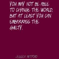 Jessica Mitford's quote #2