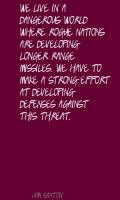 Jim Saxton's quote #1