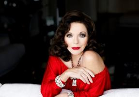 Joan Collins's quote