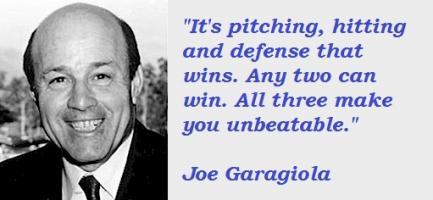 Joe Garagiola's quote #4