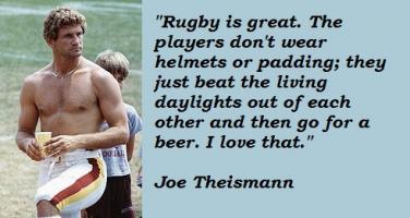 Joe Theismann's quote #6