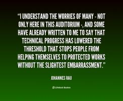 Johannes Rau's quote #4