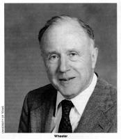 John Archibald Wheeler profile photo