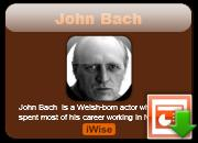 John Bach's quote