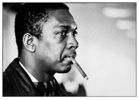 John Coltrane profile photo