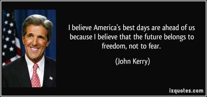 John Kerry quote #2
