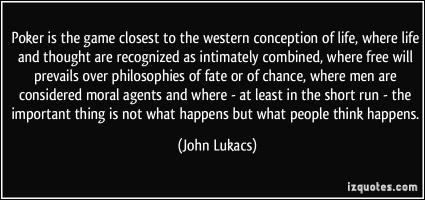 John Lukacs's quote #1