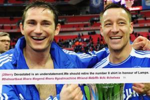 John Terry's quote