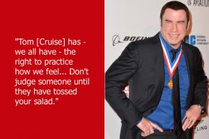 John Travolta quote #2