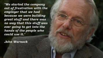 John Warnock's quote #3