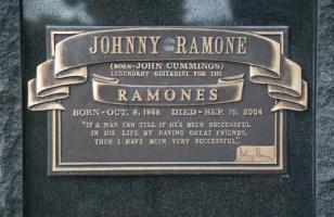 Johnny Ramone's quote