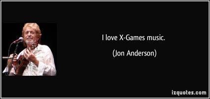 Jon Anderson's quote