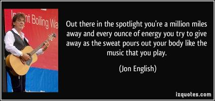 Jon English's quote #2