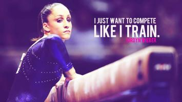 Jordyn Wieber's quote #3