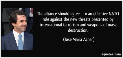 Jose Maria Aznar's quote
