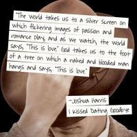 Joshua Harris's quote #4