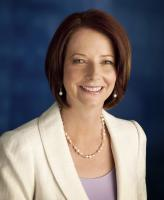 Julia Gillard profile photo