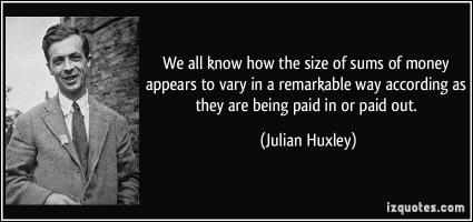 Julian Huxley's quote #1
