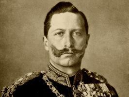 Kaiser Wilhelm's quote