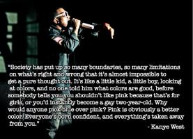 Kanye West's quote