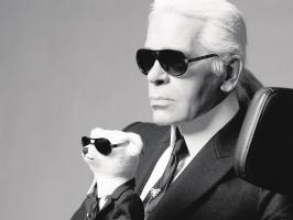 Karl Lagerfeld profile photo