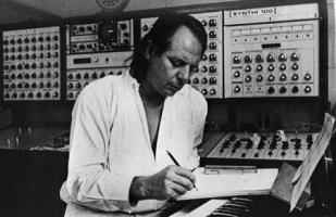 Karlheinz Stockhausen profile photo