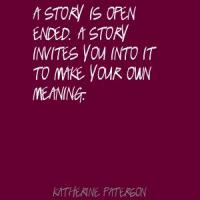Katherine Paterson's quote
