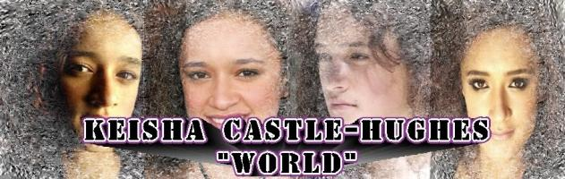 Keisha Castle-Hughes's quote #4