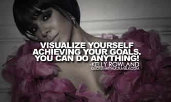 Kelly Rowland's quote