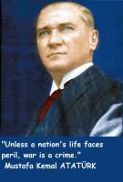 Kemal Ataturk's quote