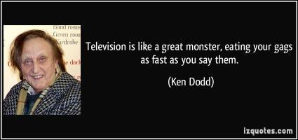 Ken Dodd's quote #1