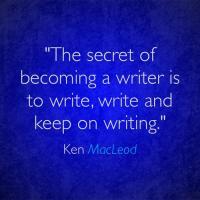Ken MacLeod's quote