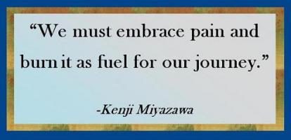 Kenji Miyazawa's quote #1