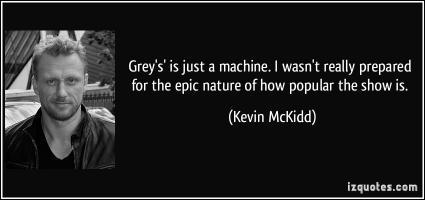 Kevin McKidd's quote