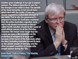 Kevin Rudd's quote