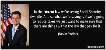 Kevin Yoder's quote