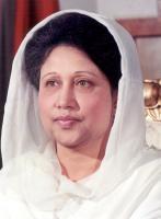 Khaleda Zia's quote