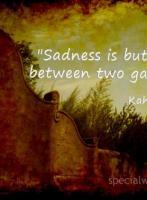 Khalil Gibran's quote