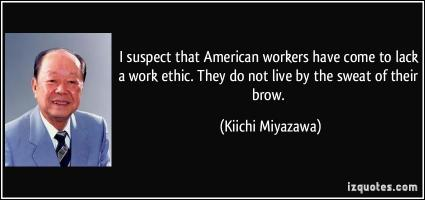 Kiichi Miyazawa's quote