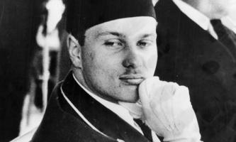 King Farouk's quote