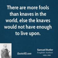 Knaves quote #2