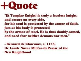 Knights quote #1