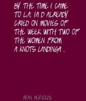 Knots Landing quote #2