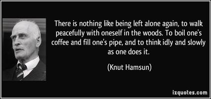 Knut Hamsun's quote #7