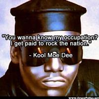 Kool Moe Dee's quote #5