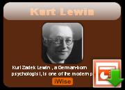 Kurt Lewin's quote #1